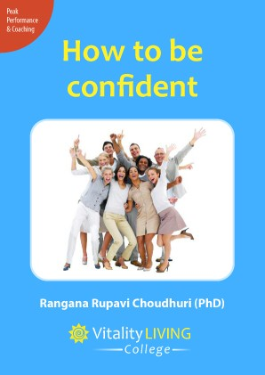How to be confident booklet
