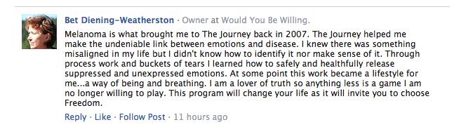 Bet Denning Journey Healing