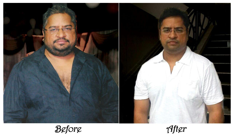 Zaunty Gupta sheds 20 kg