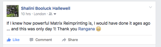 The power of Matrix Reimprinting