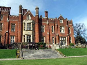 PwC's stately home - Latimer House