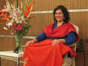 Rangana Rupavi Choudhuri Meditation