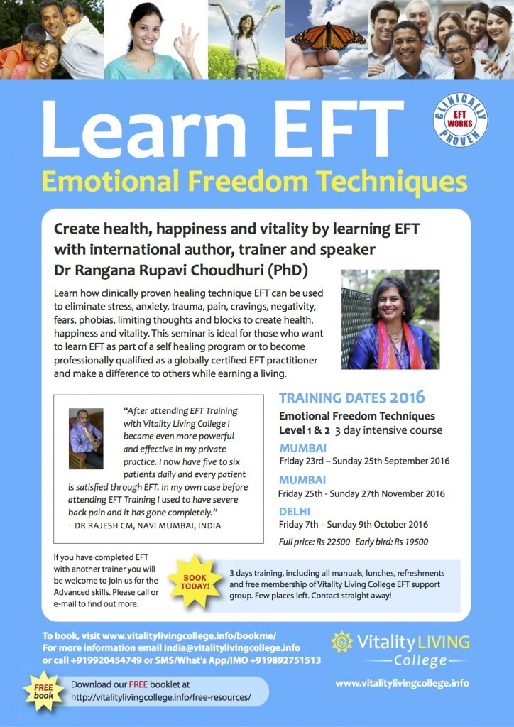 Learn EFT poster A4