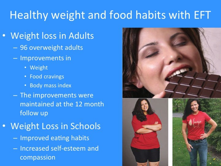 Healthy Weight and Food Habits