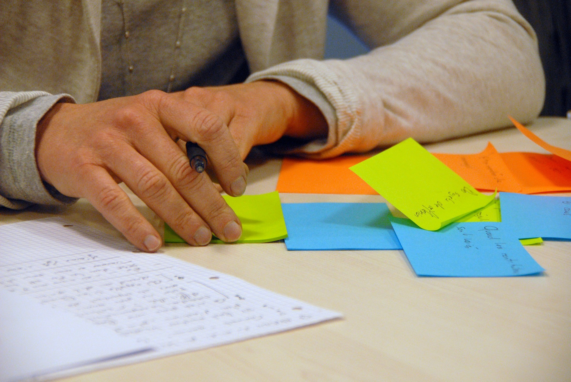 brainstorming-planning-to do list