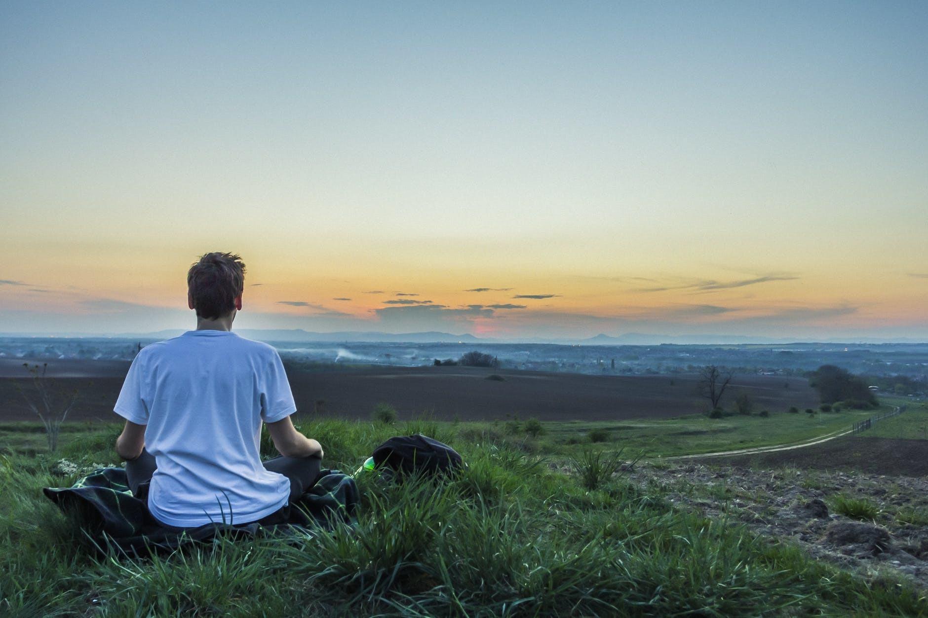 Meditation in EFT