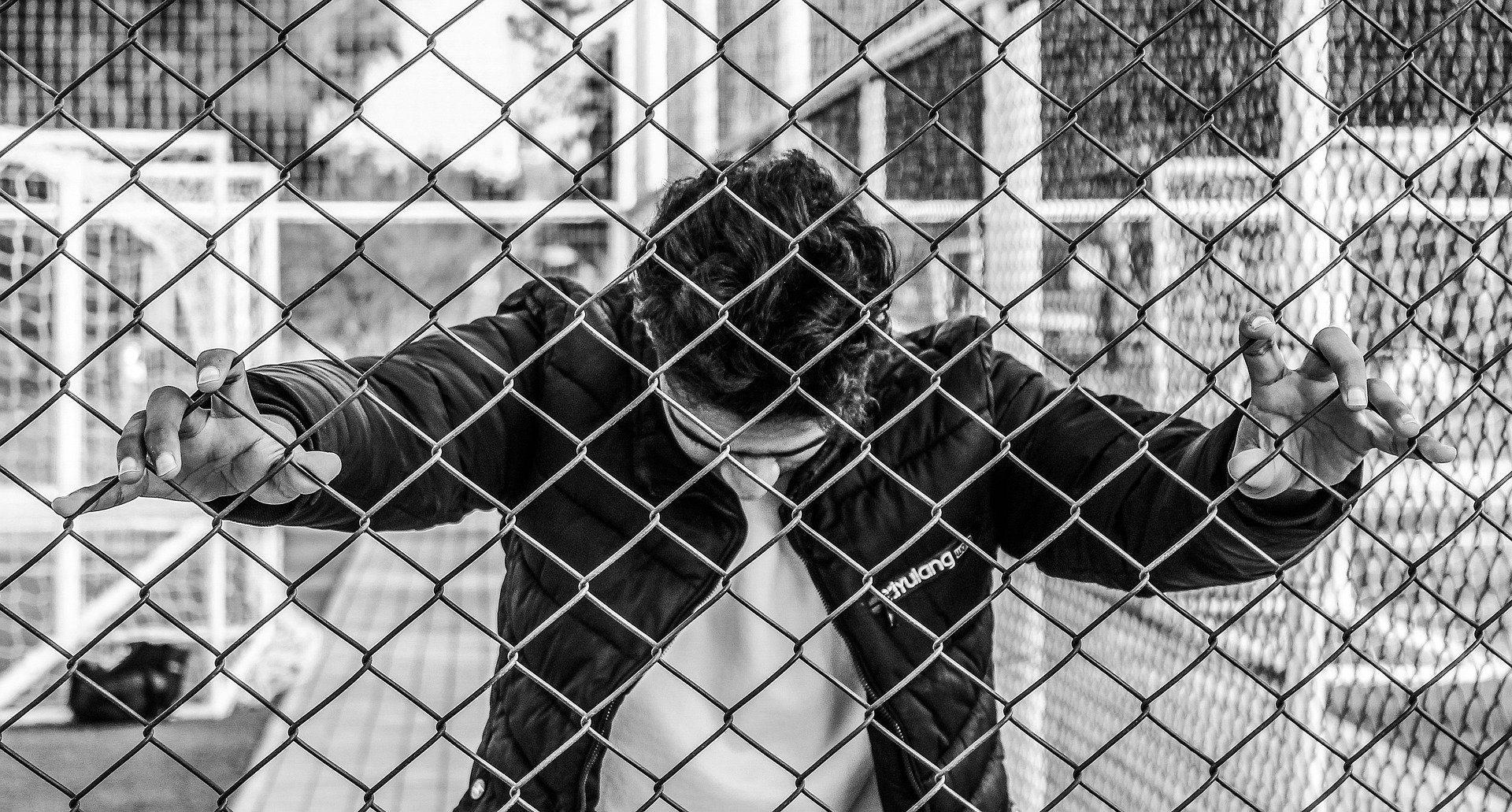 cages - depression